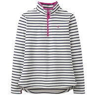 Joules Women's Fairdale Half Zip Pullover Top