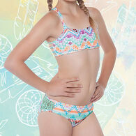 Gossip Girl Girls' Desert Mirage Bikini Swimsuit, 2-pc