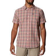 Columbia Men's Brentyn Trail Seersucker Short-Sleeve Shirt