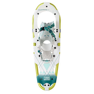 Tubbs Women's Wilderness Day Hiking Snowshoe - Discontinued Model