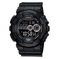Casio G-Shock GD100-1B Shock-Resistant Watch