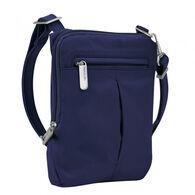 Travelon Anti-Theft Classic Light Slim Mini Crossbody Bag