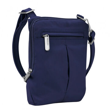 Travelon Anti-Theft Classic Light Slim Mini Crossbody Bag