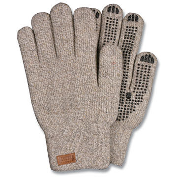 Kinco Mens Lined Full Finger Glove with PVC Dots