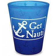Cape Shore Maine Get Nauti Shot Glass