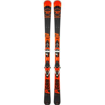 Rossignol Pursuit 600 CAM Konect System Alpine Ski w/ Binding - 17/18 Model