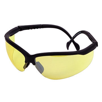 Champion Curved Adjustable Frame Shooting Glasses