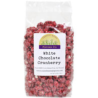 Coastal Maine Popcorn Co. White Chocolate Cranberry Popcorn, 5.3 oz.
