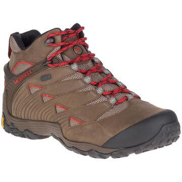 Merrell Mens Chameleon 7 Waterproof Mid Hiking Boot
