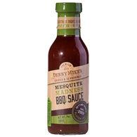 DennyMike's Mesquite Madness BBQ Sauce, 14 oz.