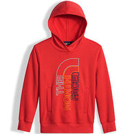 The North Face Boy's Logowear PO Hoodie