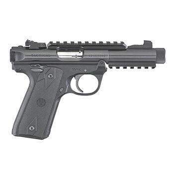 Ruger Mark IV 22/45 Tactical Polymer 22 LR 4.4 10-Round Pistol