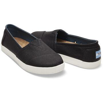 TOMS Womens Avalon Slip-Ons Shoe