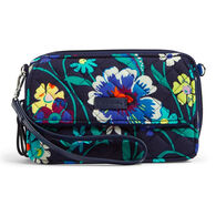 Vera Bradley Signature Cotton RFID All in One Crossbody Bag
