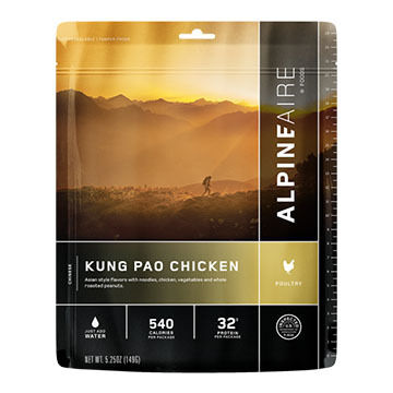 AlpineAire Kung Pao Chicken - 2 Servings