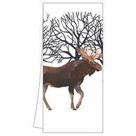Paperproducts Design Winter Moose Kitchen Towel
