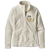 Patagonia Women's Updated Re-Tool Snap-T Fleece Pullover