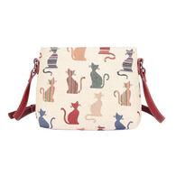 Signare Women's Cheeky Cat Bag Purse Crossbody Handbag