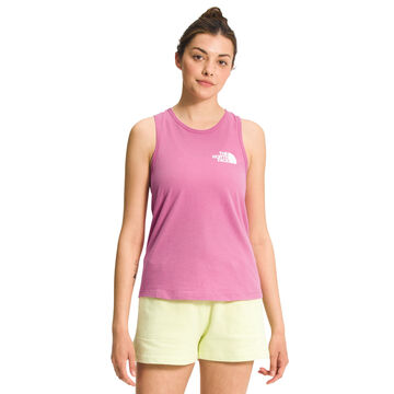 The North Face Womens Simple Logo Tank Top