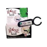 Wilcor Outdoor Chair Wine Glass Holder Wine Hook