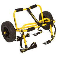Suspenz Smart Airless DLX Kayak & Canoe Cart