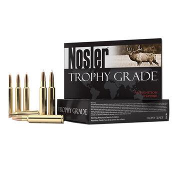 Nosler Trophy Grade 26 Nosler 129 Grain AccuBond Long-Range Rifle Ammo (20)