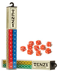 Carma Games Tenzi Dice Game