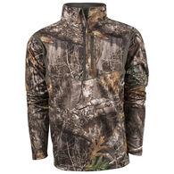 King's Camo Men's Hunter Quarter Zip Pullover