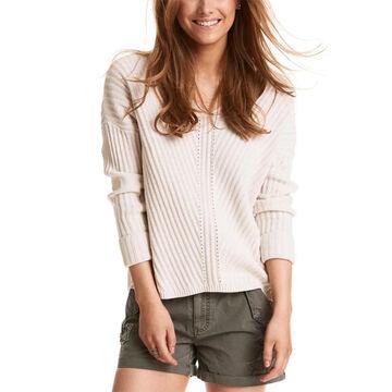 Odd Molly Womens Rib It In Sweater
