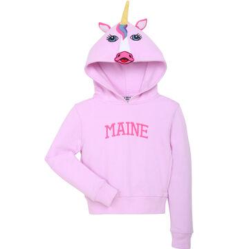 Wild Child Hoodies Girls Unicorn Sweatshirt