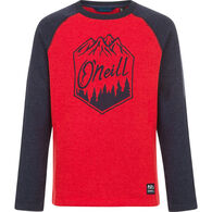 O'Neill Boy's Long-Sleeve Crew Fleece Shirt