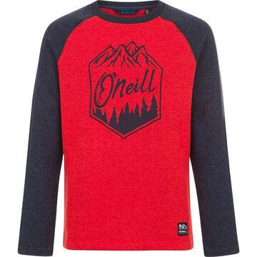 ONeill Boys Long-Sleeve Crew Fleece Shirt
