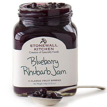 Stonewall Kitchen Blueberry Rhubarb Jam - 11.25 oz