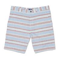 johnnie-O Men's Ebb Tide Horizontal Striped Short