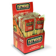 Wood Products 4-Piece Bag Fatwood Firestarter