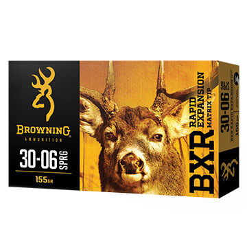 Browning BXR Rapid Expansion 7mm Rem Mag 144 Grain Matrix Tip Rifle Ammo (20)