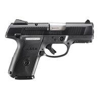 "Ruger SR9c 9mm Black Nitride 3.4"" 10-Round Pistol"