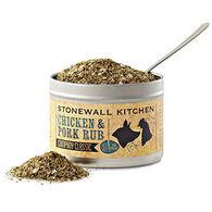 Stonewall Kitchen Chicken Pork Rub, 4 oz.