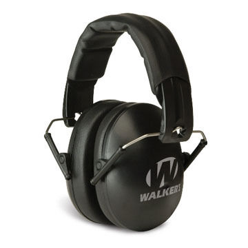 Walker's Youth & Women's Folding Muff Passive Hearing Protection