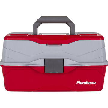 Flambeau Classic 3-Tray Tackle Box