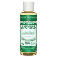 Dr. Bronner's Almond Pure-Castile Liquid Soap - 4 oz.