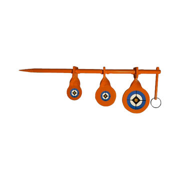 Do-All Outdoors Triple Tree Spinner Target