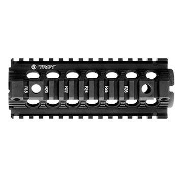 """Troy M4 / AR15 Carbine7"""" Drop-In Rail System"""