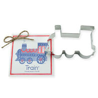 Ann Clark Tin Cookie Cutter - Train