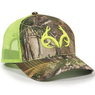Outdoor Cap Men's Mid Crown Cap