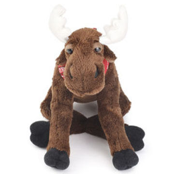 Big Sky Carvers Mortie Mini Moose Stuffed Animal