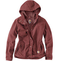 Carhartt Women's Berkley Sandstone Jacket