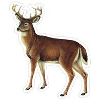 Sticker Cabana Deer Sticker