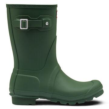 Hunter Boots Womens Original Short Matte Rain Boot