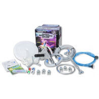 Slackers 100' Night Riderz Zipline Kit w/ Spring Brake